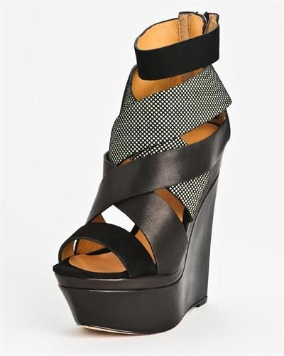 L.A.M.B Dove Wedge from Simply Sonya by SMS