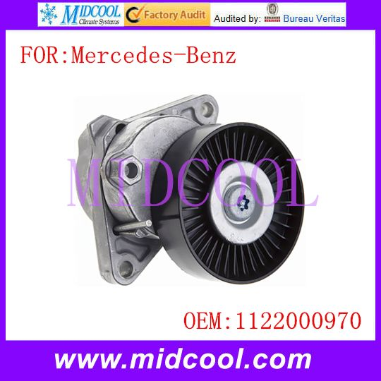 New Belt Tensioner Idler Pulley use OE No  1122000970 for
