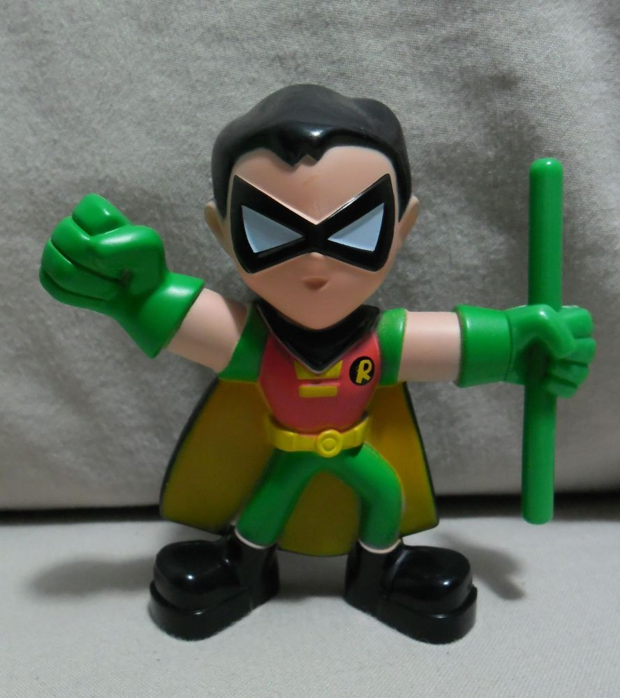 Teen Titan Toy : Sonic meal toy teen titans go robin by dc comics