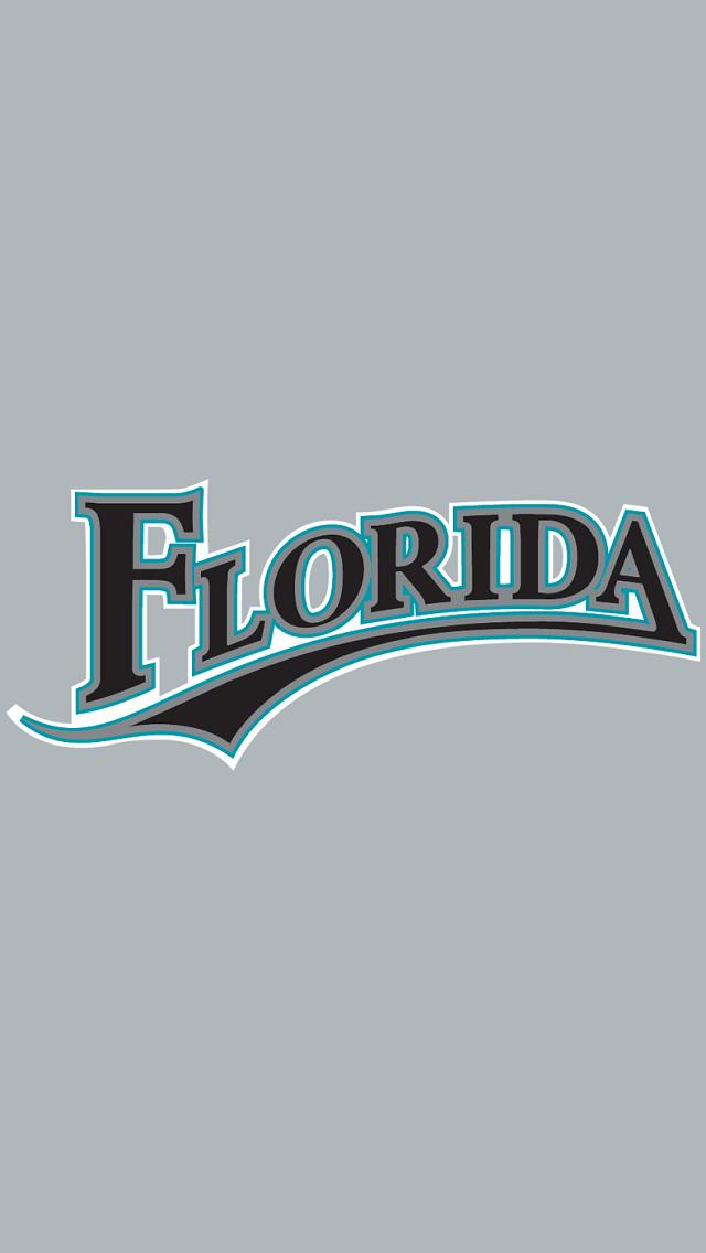 Florida Marlins 1993 Mlb Team Logos Marlins Baseball Marlins