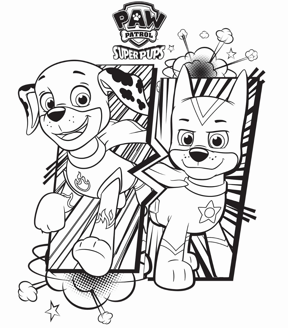 Paw Patrol Coloring Page New Paw Patrol Coloring Pages Coloring Home Paw Patrol Coloring Paw Patrol Coloring Pages Birthday Coloring Pages