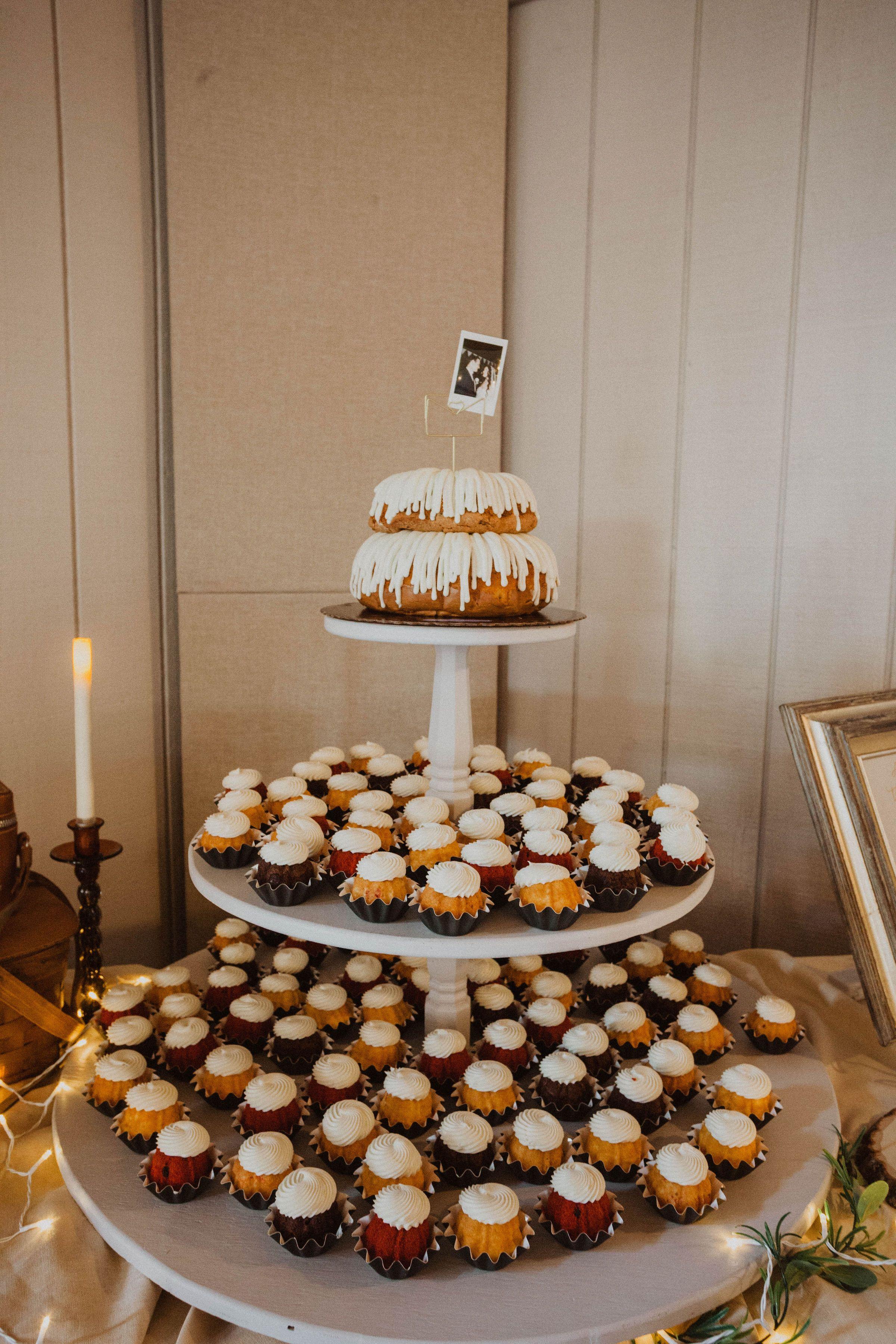 Camp wedding cake in 2020 nothing bundt cakes mini