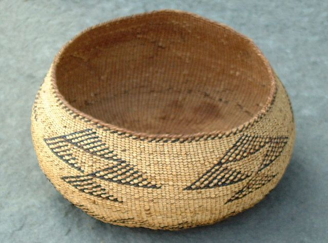 Native American Basket Weaving Instructions : Lenape clay pot google search