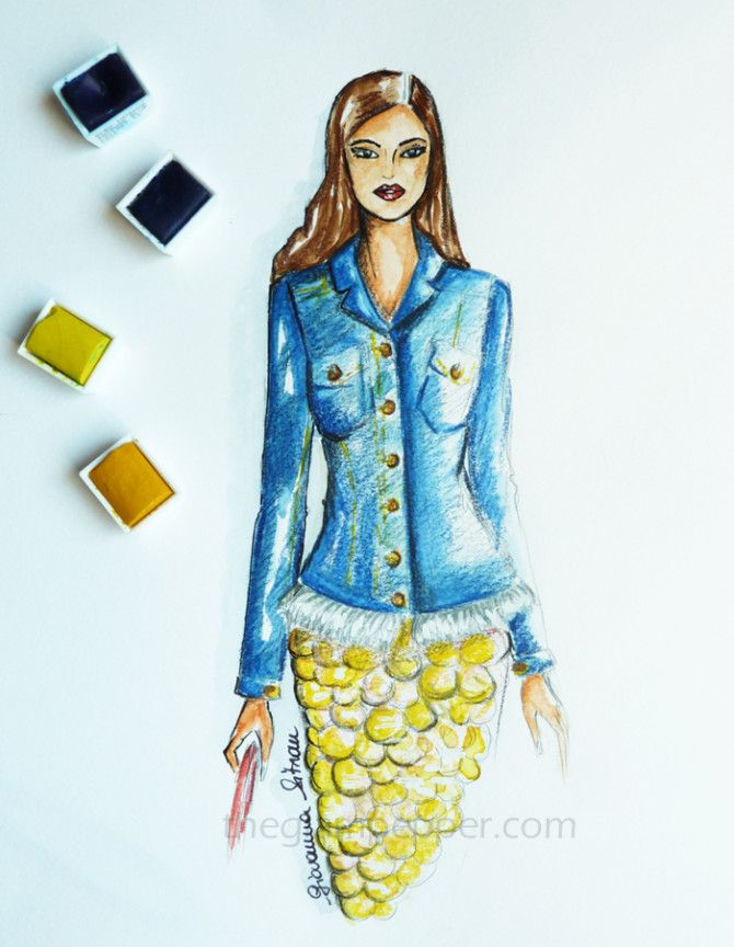 Fashion| Tendenze moda primavera-estate 2015: jeans | http://www.theglampepper.com/2015/04/10/fashion-tendenze-moda-primavera-estate-jeans/