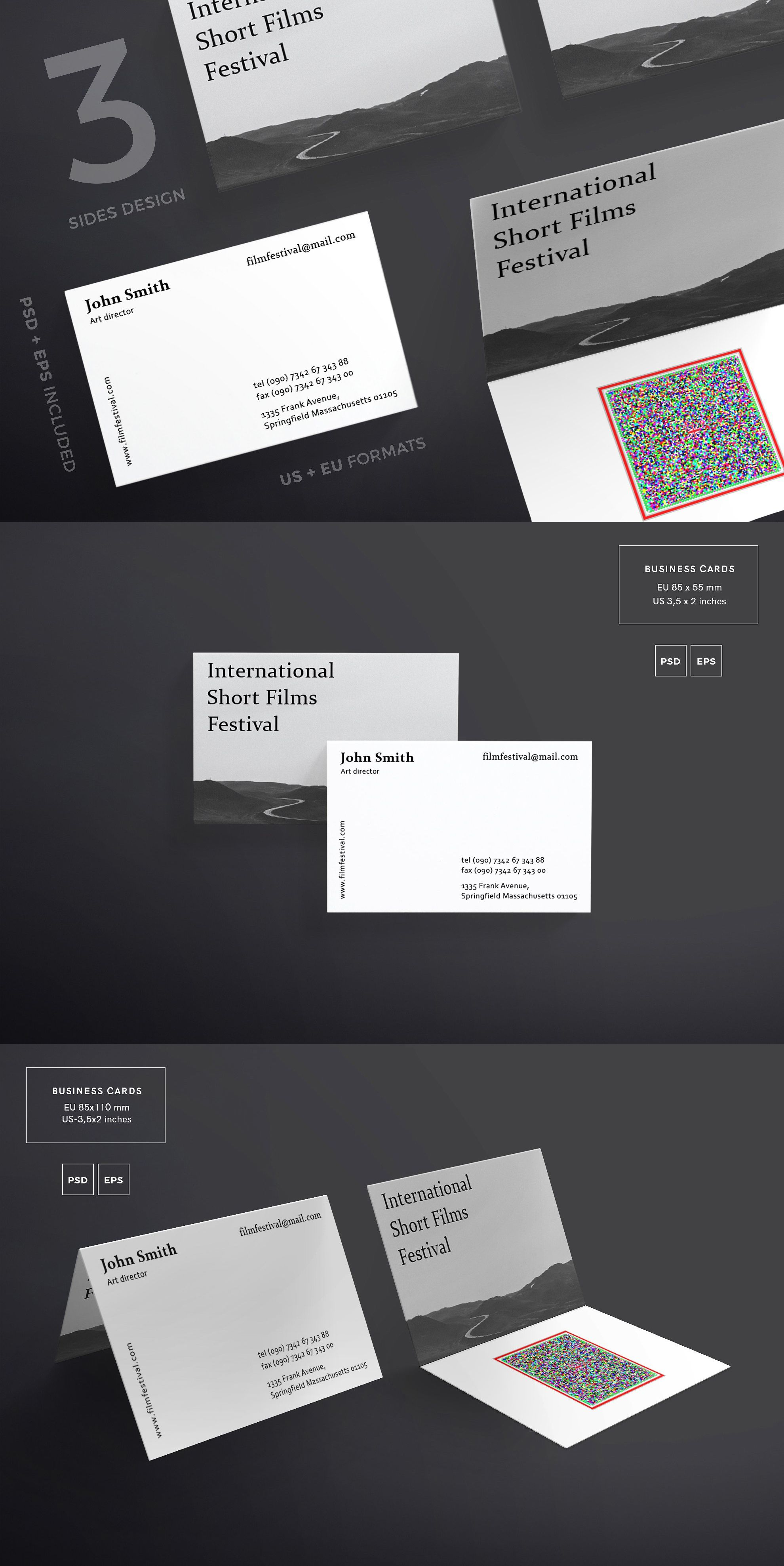 Business cards templates film festival pdf business card business cards templates film festival pdf alramifo Gallery