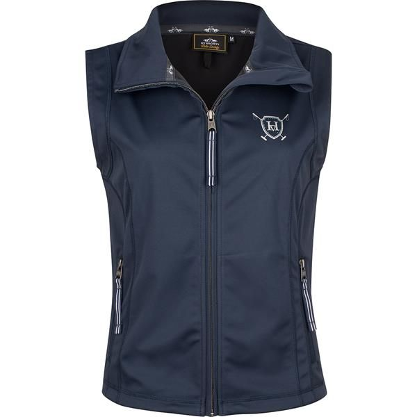 BODYWARMER HV POLO AURORA SOFTSHELL - Collection clothing - Clothing & accessories - Rider - Epplejeck