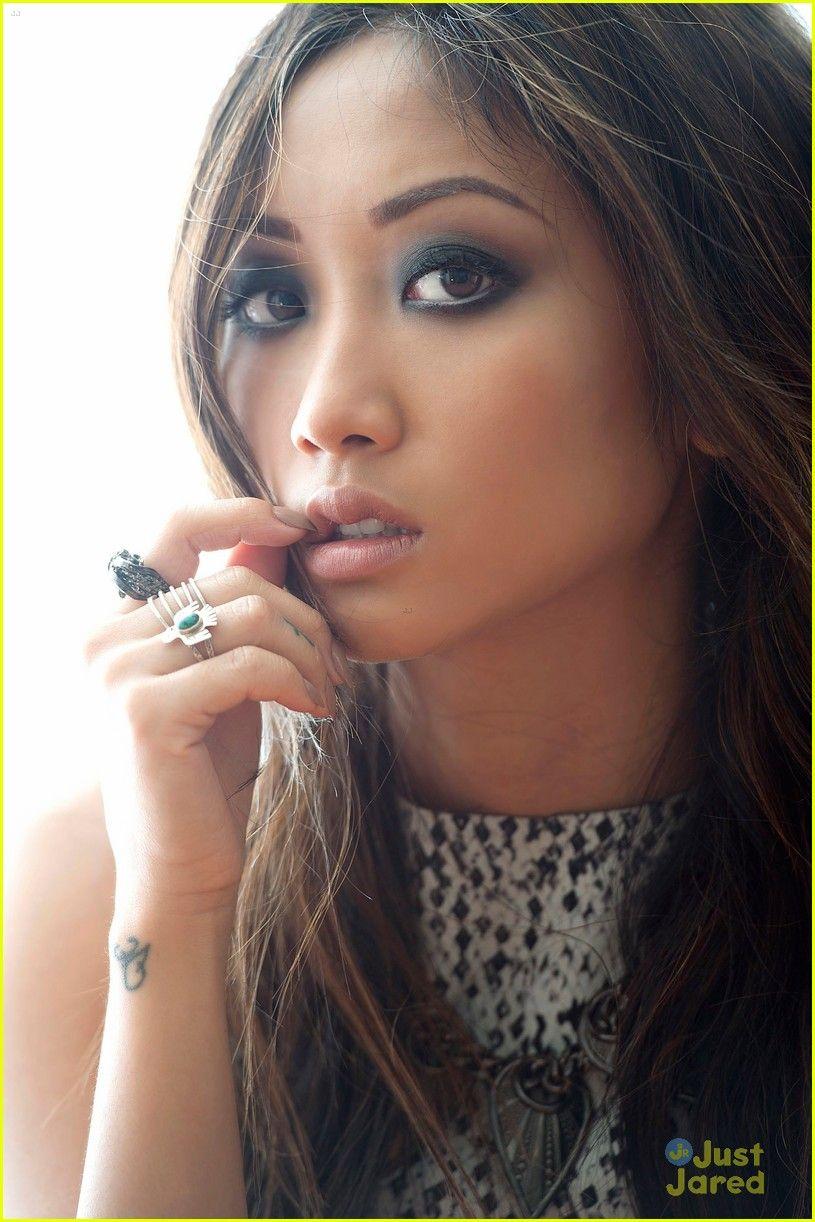 Girl nose piercing  Brenda Song  Brenda Song  Pinterest  Brenda song Songs and Asian