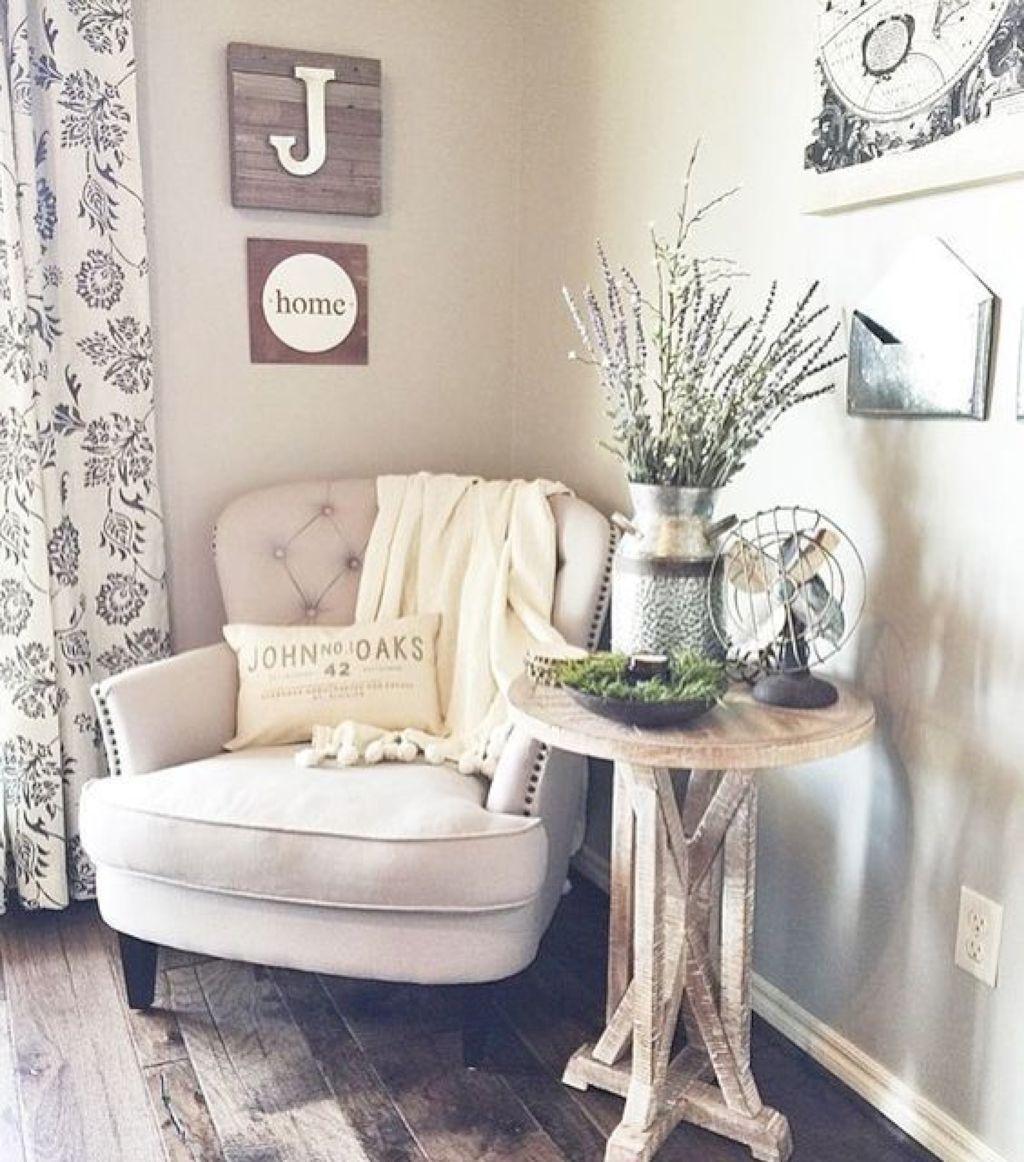 50 Homemade Modern Farmhouse Home Decor Ideas | Homemade modern ...
