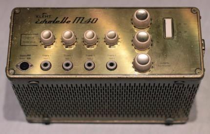 Echolette M40 Vintage Röhrenverstärker Tube Amp in