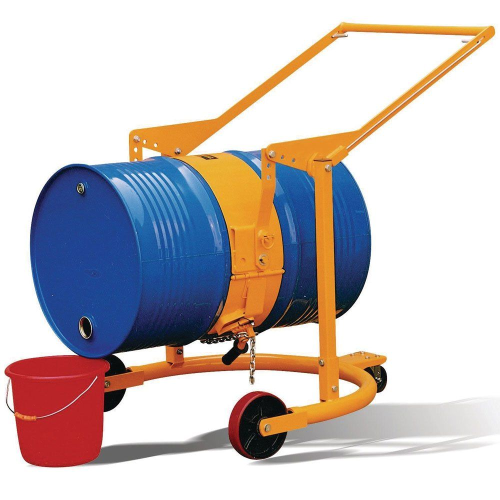Manual Drum Carrier for 210 Litre Drums with FREE UK