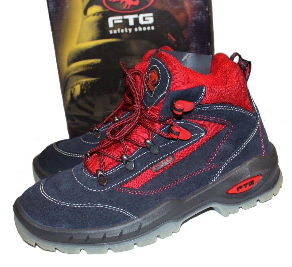 FTG Jogging Line 9111 Antistatic Safety Shoes S1P Size UK