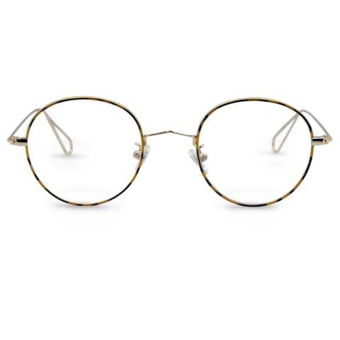 aad69b9c6cf In Style Eyes RX-Able Round Reading Glasses with Prescription Eyeglass  Frames