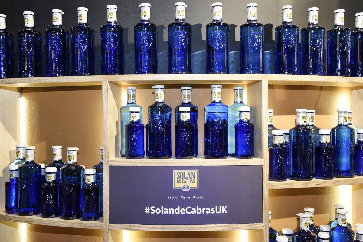 Solan De Cabras A Taste Of Spain In The Uk Natural Mineral