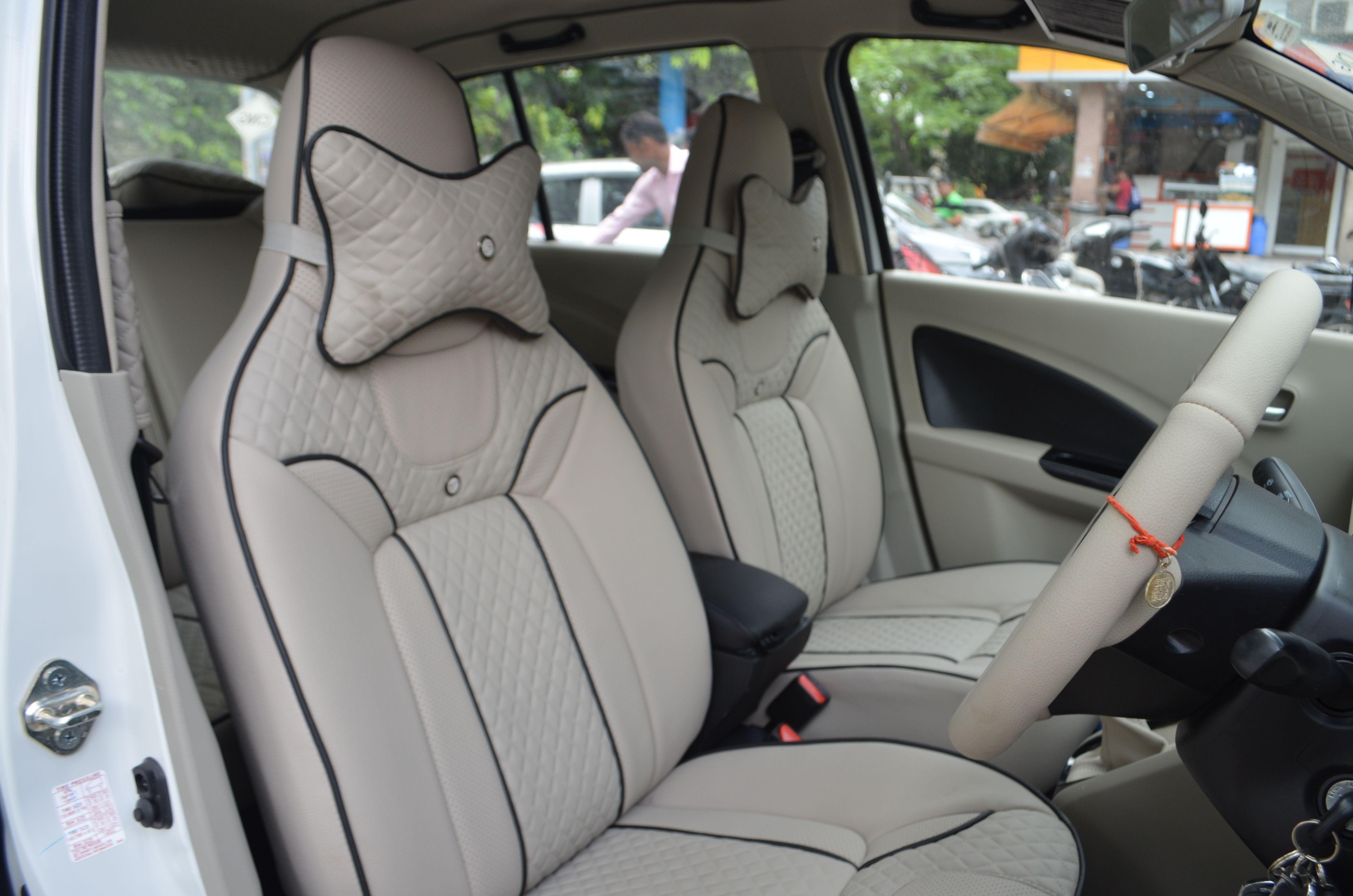 Car Interior Design Done In Marutisuzuki Celerio Carinteriordecor