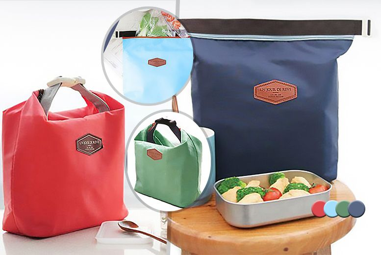 I Just Bought Thermal Lunch Bag 4 Colours From 3 99 Via