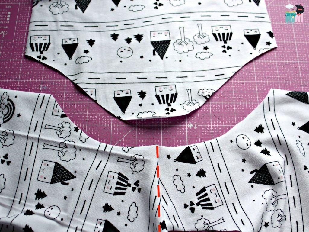 Wie näht man ein T-Shirt? – Eine Anfänger Anleitung   Pinterest ...