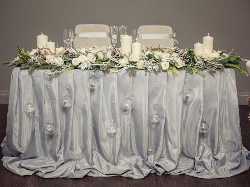 Déco Mariage Hiver Au Charme Rustique Ou Féerie Hivernale | Head
