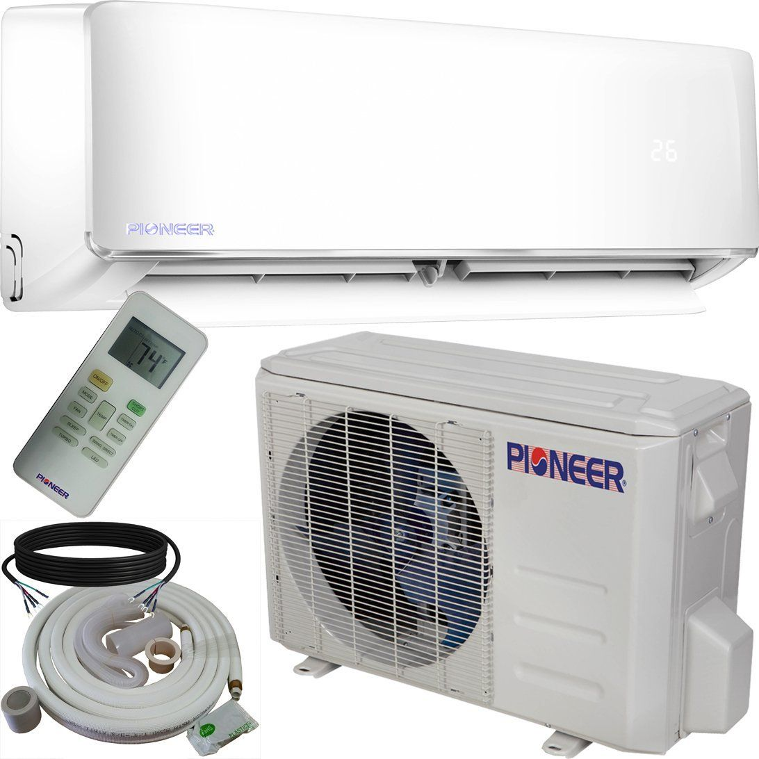 Mini Split Air Conditioning Heat Pump In 2020 With Images