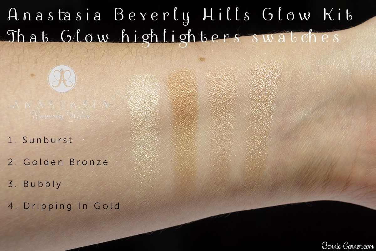 Highlighting Duo Pencil by Anastasia Beverly Hills #13