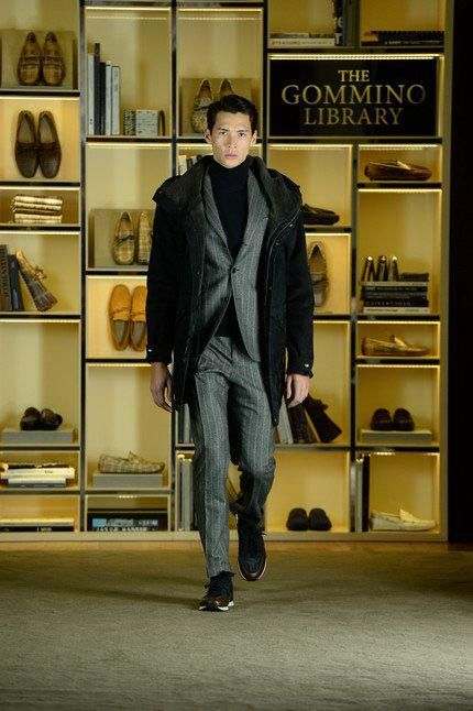 Tod's men's Fall Winter 2015/16 collection