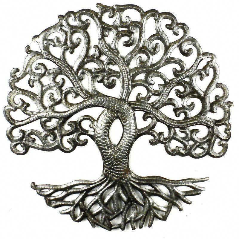 Decoracion De Pared 39 Tree Of Life Curly 39 Descubra Informacion Adicional Sobre Decoracion De Arte De A En 2020 Arte De Arboles Arbol De Metal Decoracion Arte