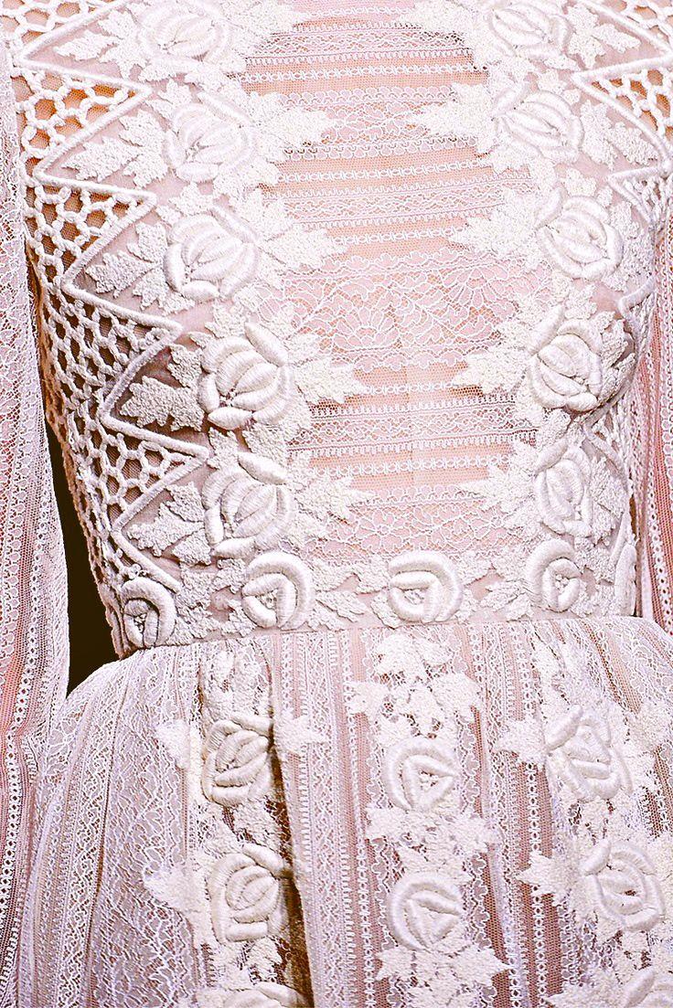 Stunning detail Valentino