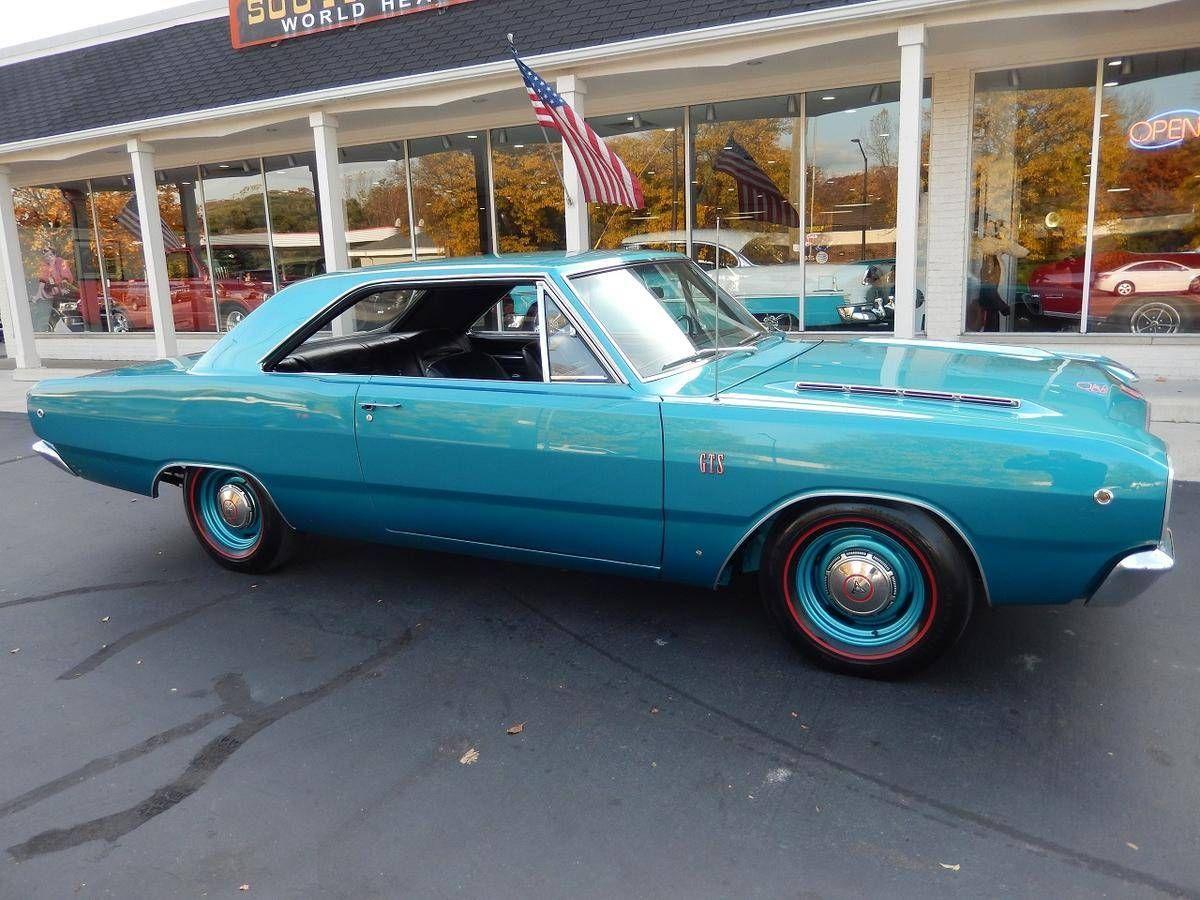 1968 Dodge Dart GTS | Mopar / Chrysler / Dodge / Plymouth ...