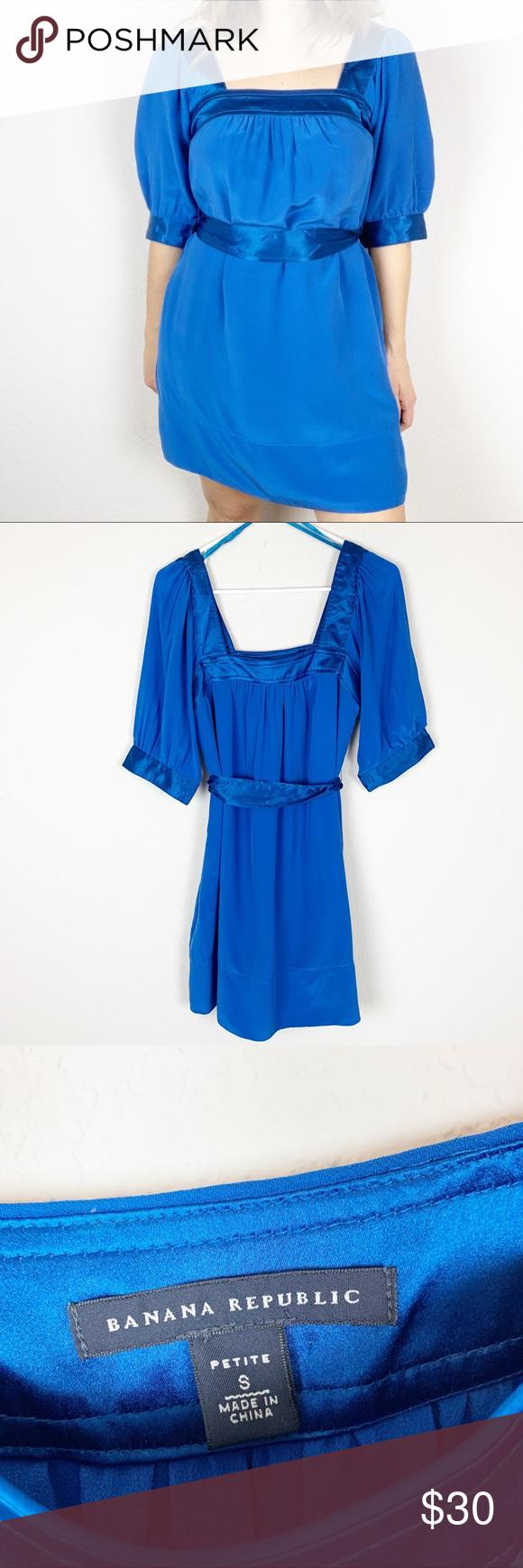 29++ Banana republic blue dress ideas