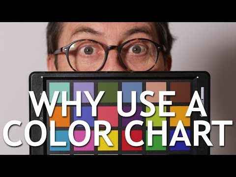 How To Get Exact Color In Product Photography With A Color Chart