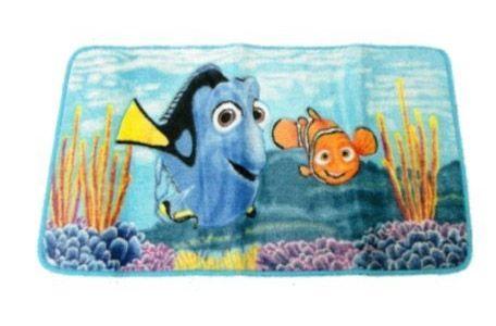 New Disney Pixar Finding Nemo Fish Bathroom Rug Mat