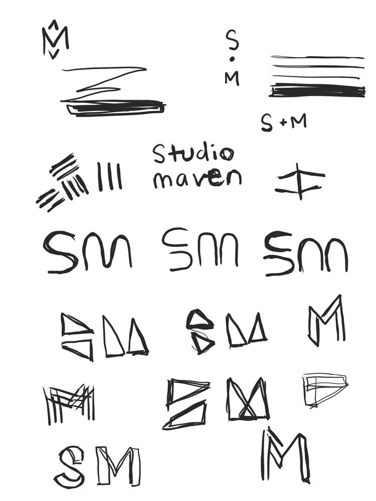 Client Spotlight Studio Maven Architecture Branding Design Branding Brand Identity Design