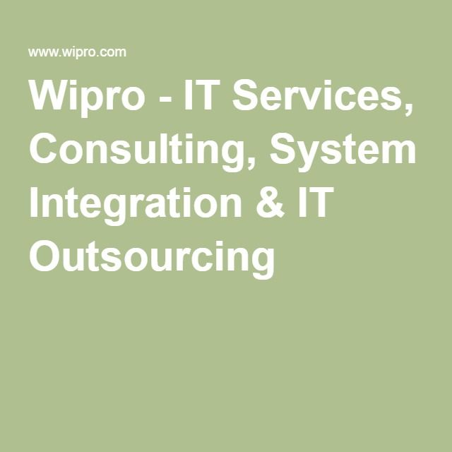 It Services Consulting System Integration It Outsourcing Systems Integrator Business Solutions Outsourcing