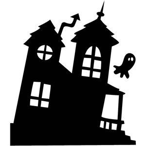 silhouette design store view design 32454 haunted. Black Bedroom Furniture Sets. Home Design Ideas