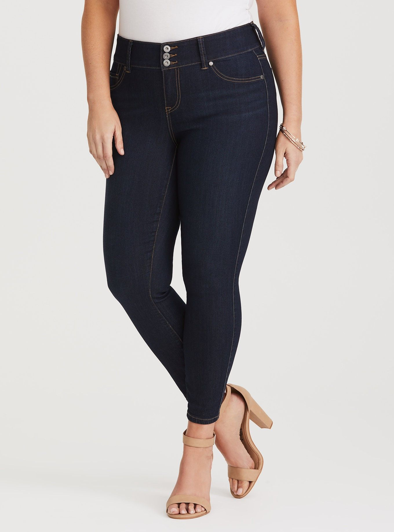560bf6ea900 Premium Stretch Jegging - Dark Wash - Our  1 rated jean and skinniest fit