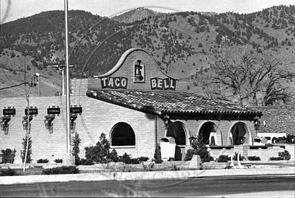 Taco Bell Boulder Co Boulder Colorado In History In