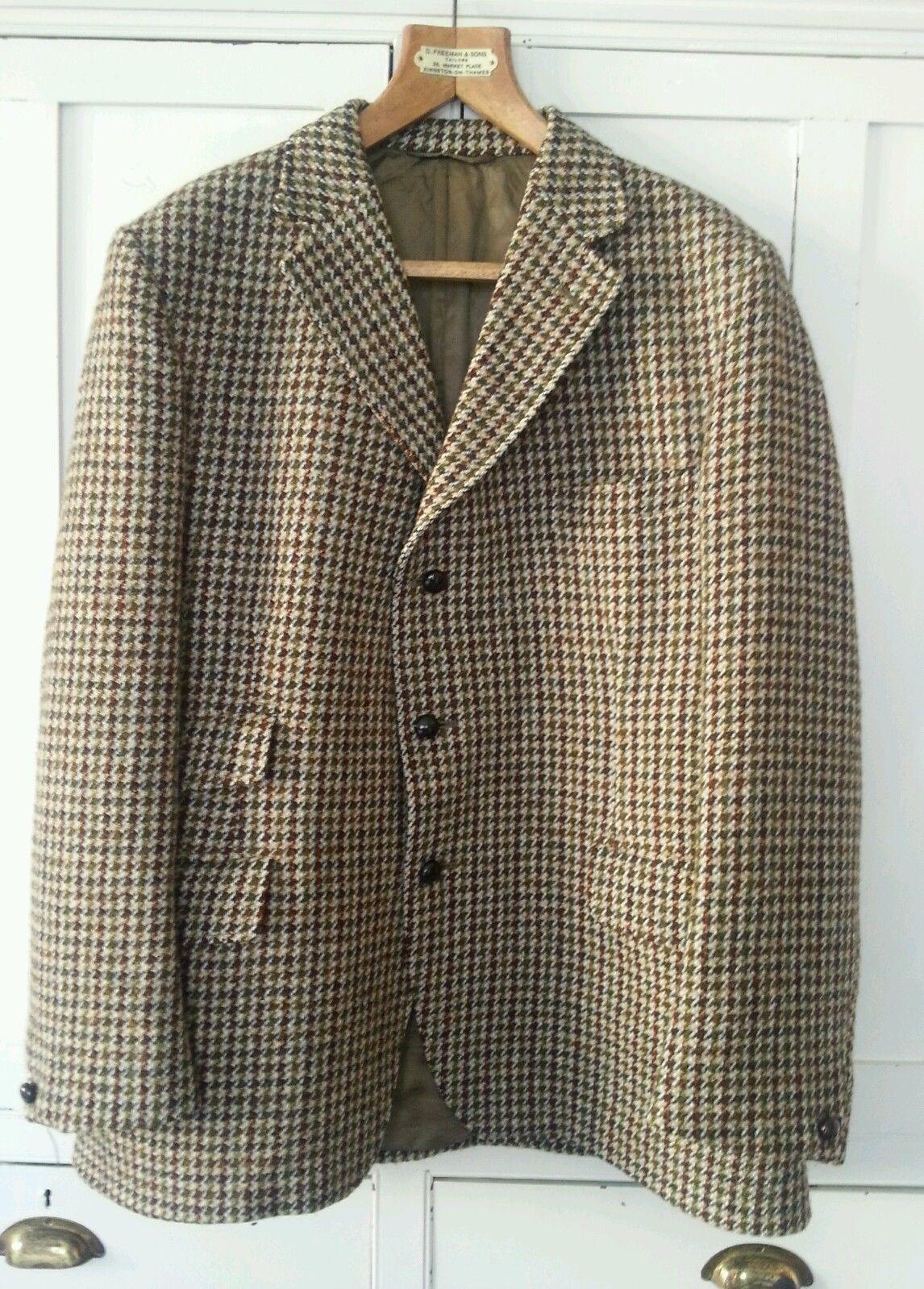Vintage Dunn & Co Tweed Jacket KDJt96