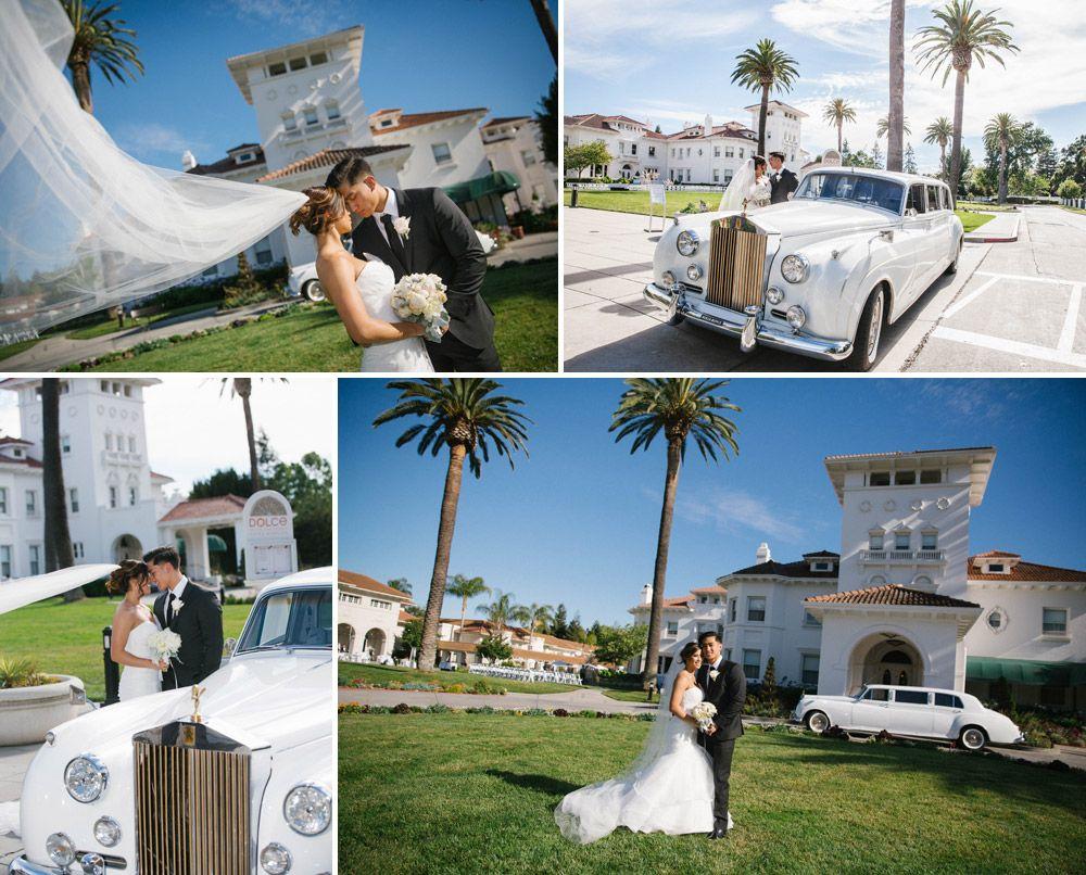 Danelle Arman Dolce Hayes Mansion Wedding San Jose Ca Allure Studio