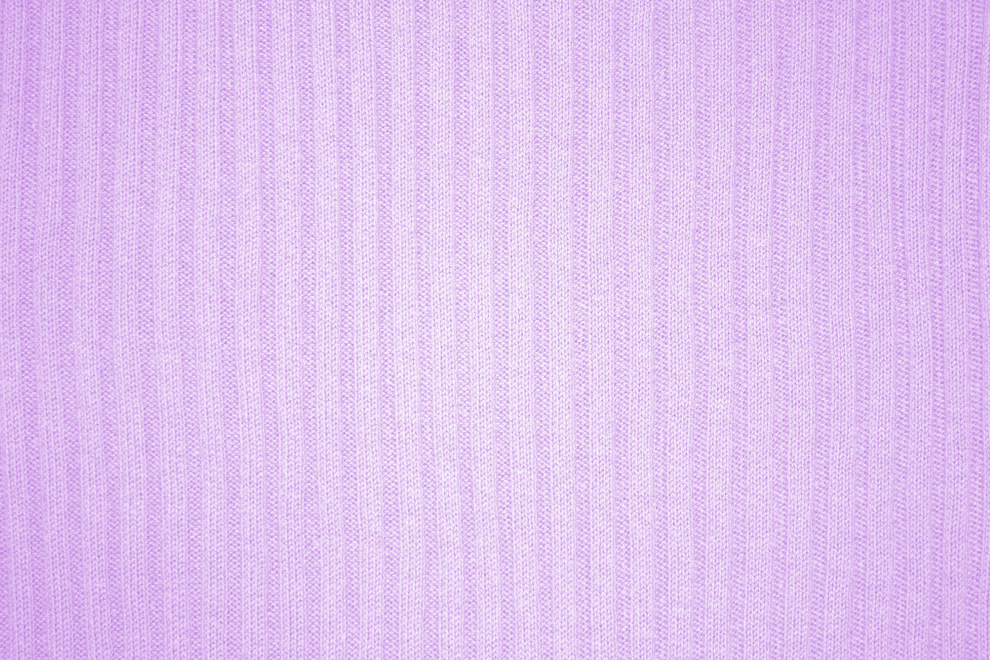 Light Purple Backgrounds Lavender Colored Ribbed Knit