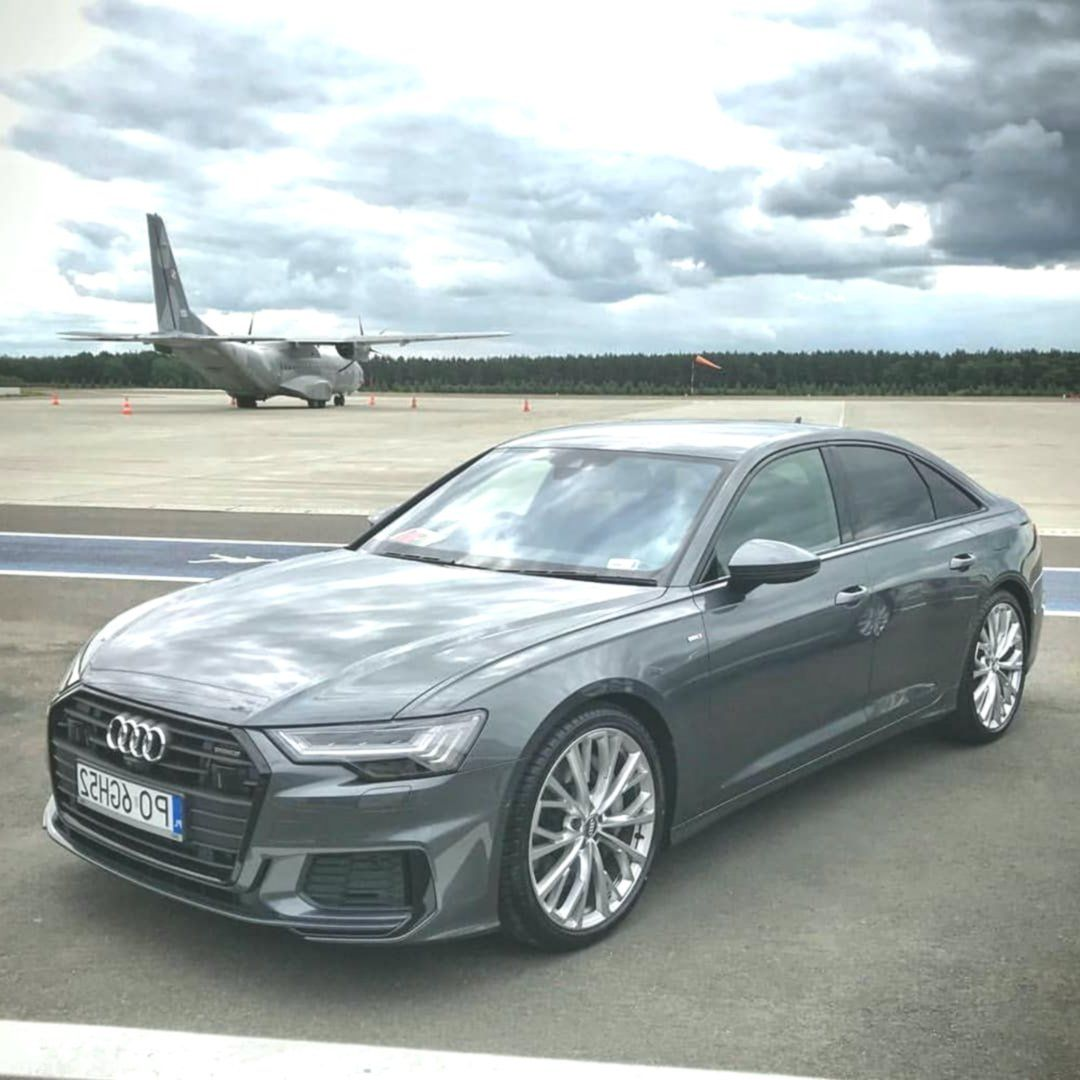 Welcome To Audiquattrogang On Instagram The New Audi A6 C8 Sedan In Daytona Gray Motor In 2020 Audi A6 Sedan Audi