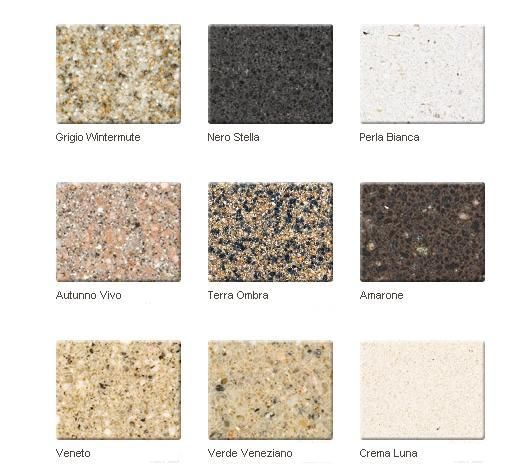 Granite Countertop Colors Making A Beautiful Home