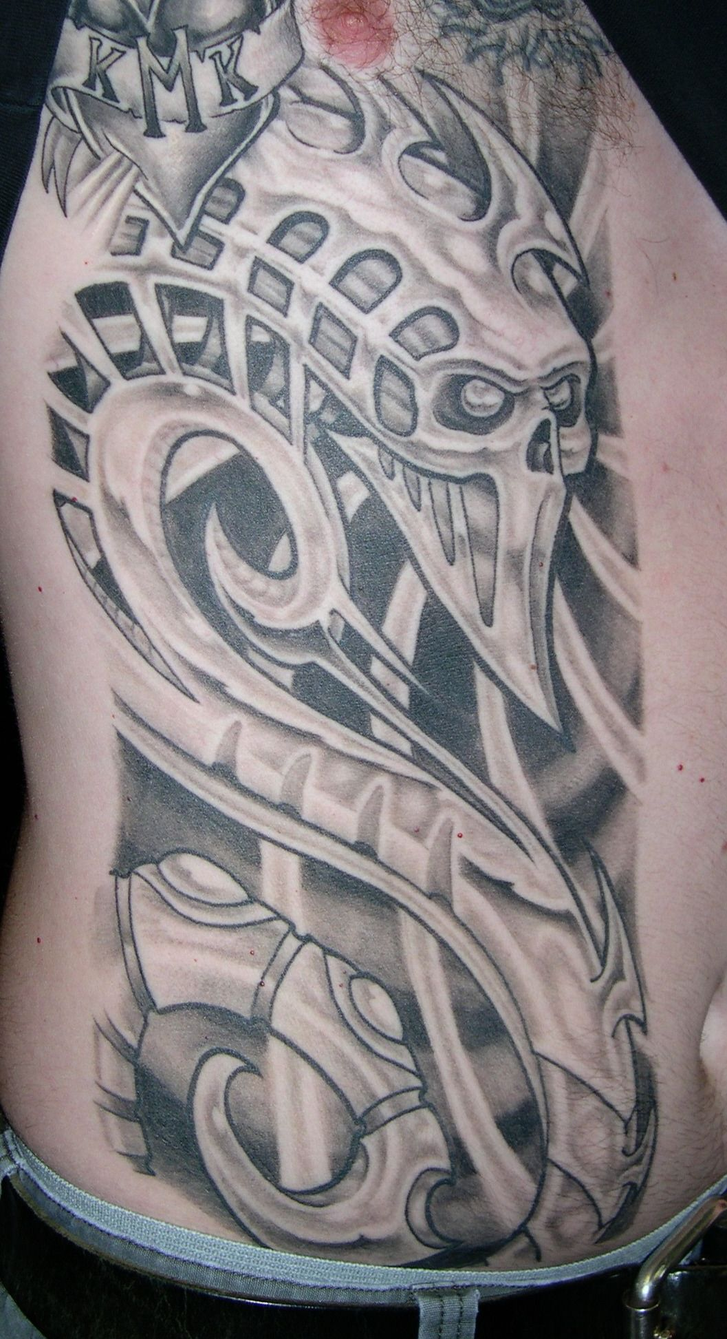 Biomechanical tattoos designs - Biomechanical Tattoos Designs Ideas