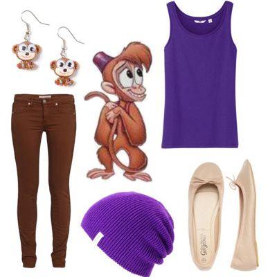 How to dress like abu