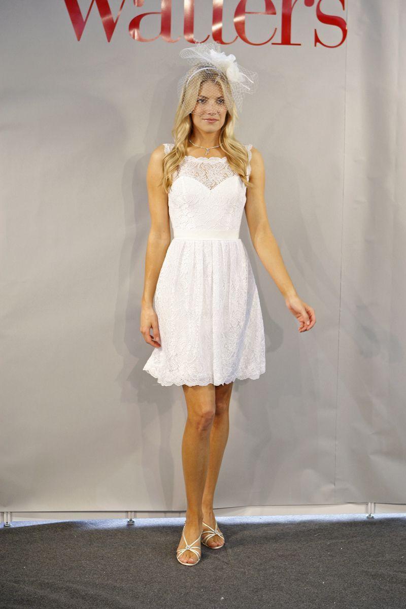 Reception dress encore by watters bride dresses in