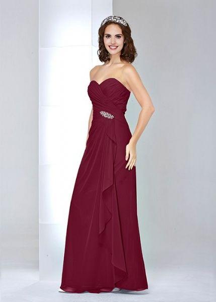 Ginny Bridesmaids Gown By Emily Fox Berketex Bride