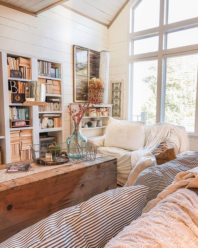 Living Room Decorideas Cozy: Wouldn't It Be Lovely To Welcome The Morning In This
