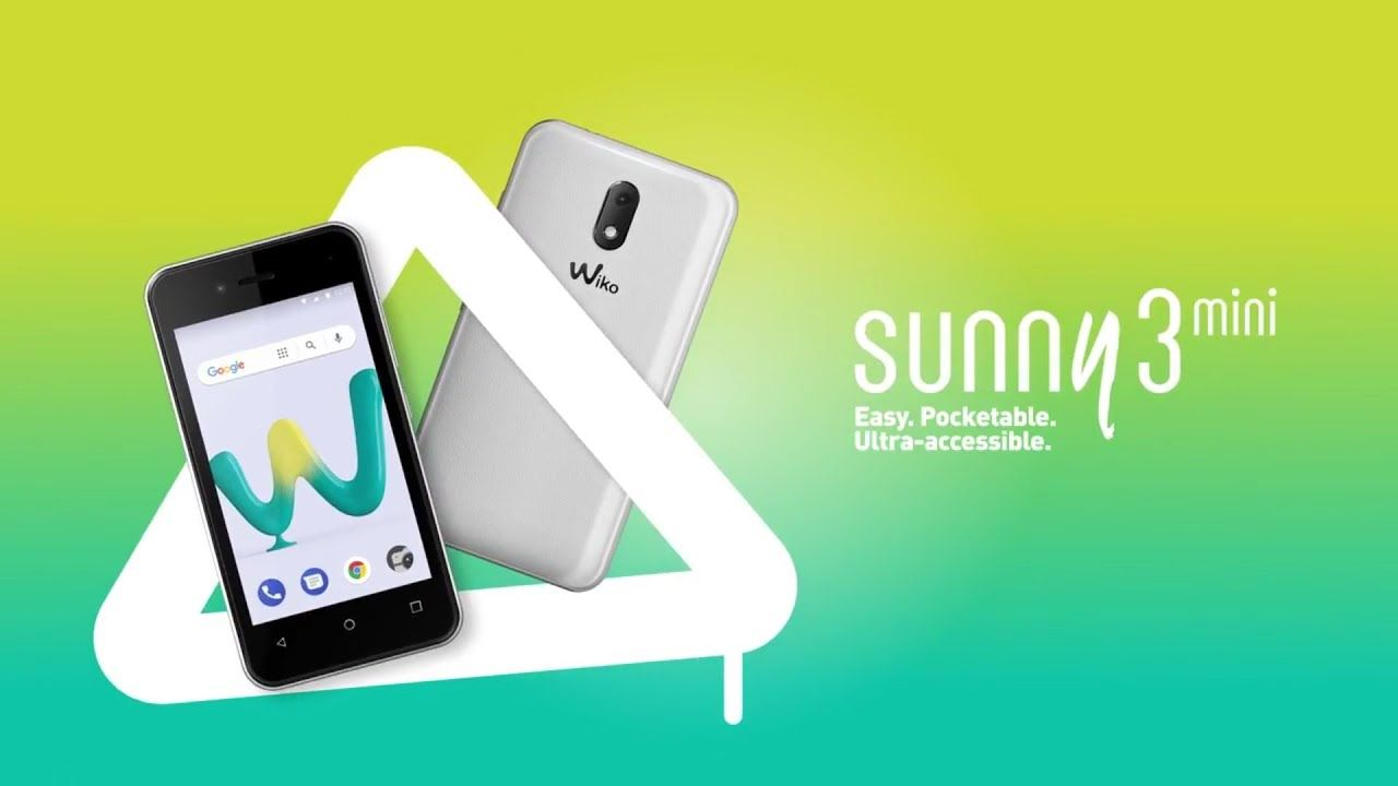 Wiko Sunny 3 mini Official HD | latest smart phone | Phone