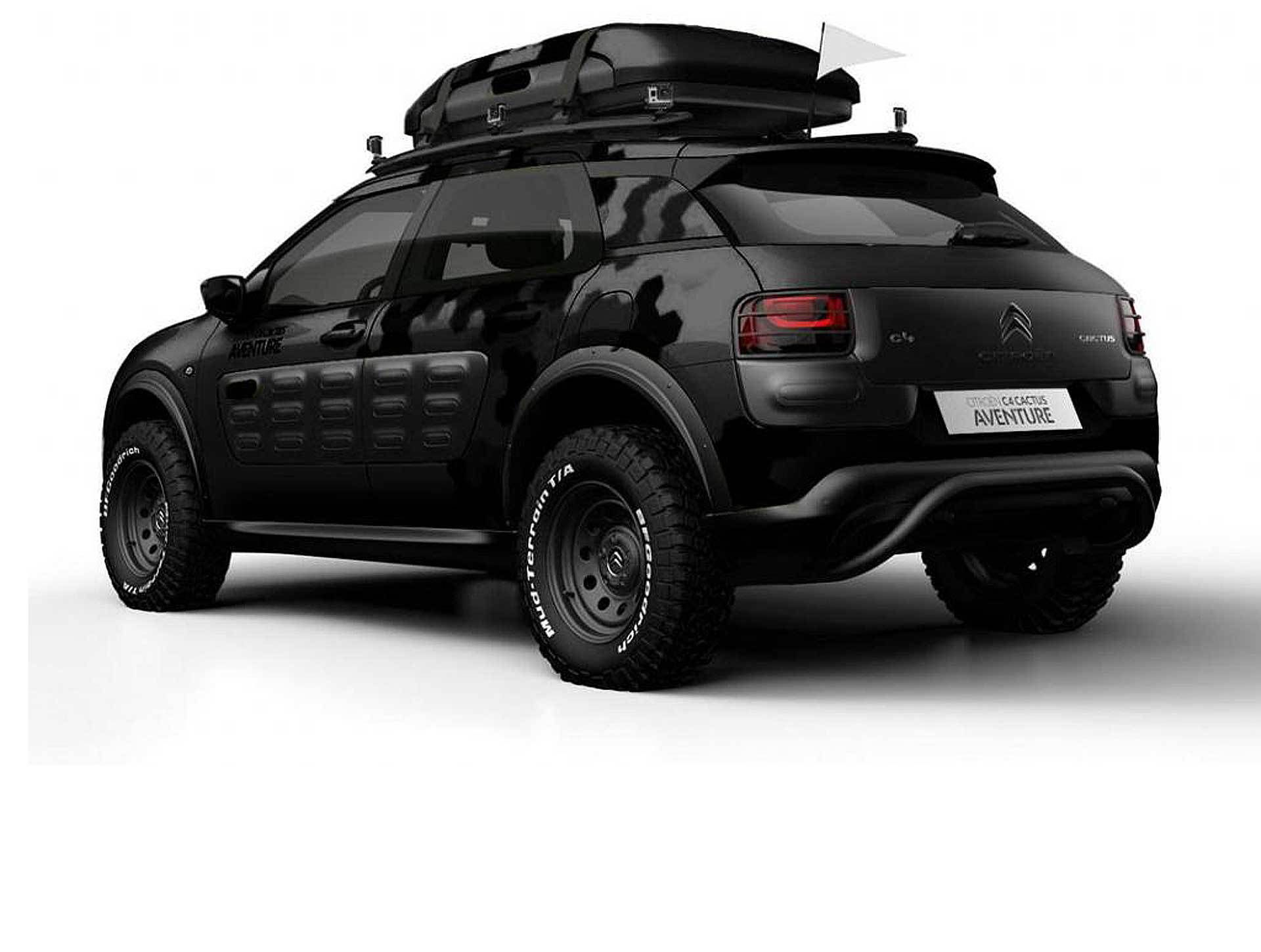 v deo citroen cactus fiyat s r tan t m off road nceleme ve test g r nt leri. Black Bedroom Furniture Sets. Home Design Ideas