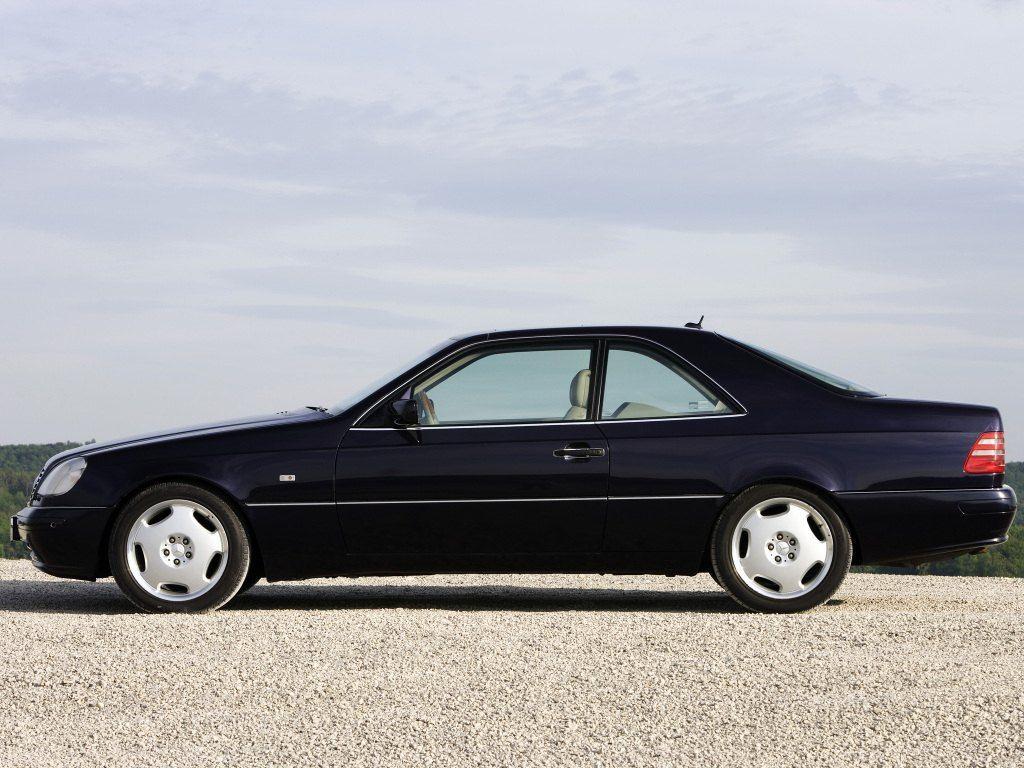 MB CL C140 Mercedes Cl500, Mercedes S Class Coupe, Classic Mercedes,  Daimler Benz