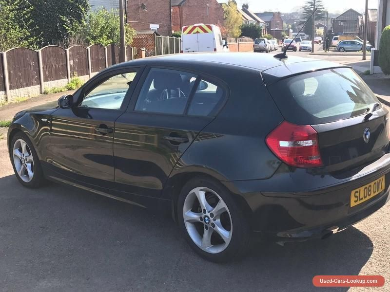 2008 BMW 1 Series 116i Sport 5 Door #bmw #1series #forsale ...