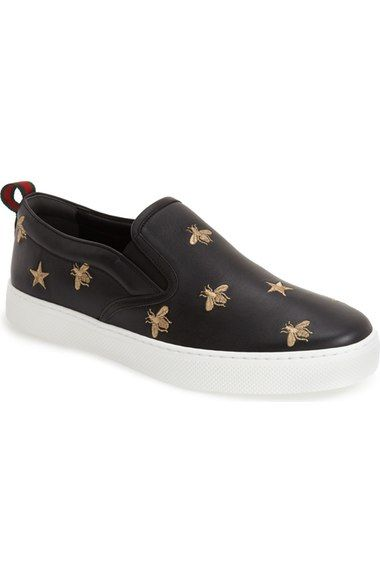 ff7ce3c40 GUCCI 'Dublin' Slip-On Sneaker (Men). #gucci #shoes # | Gucci Men ...